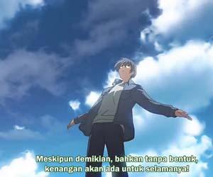 Gambar kata bijak anime