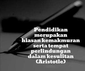 Quotes kata bijak tentang pendidikan'