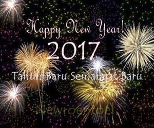Gambar kata sedih menyambut tahun baru
